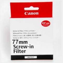 佳能/Canon 原厂 77mm 保护镜 行货机打发票 可开具增值税专用发票