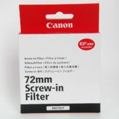 佳能/Canon 原厂 72mm 保护镜 行货机打发票 可开具增值税专用发票