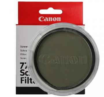 佳能/Canon 原厂偏振镜 77mm CPL CB