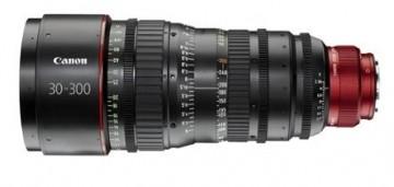 佳能/Canon 电影镜头 CN-E30-300mm T2.95-3.7 L S/SP 镜头