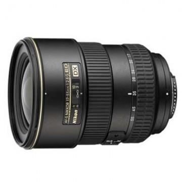 尼康/Nikkor AF-S 17-55mm f/2.8G IF-ED DX 镜头 行货机打发票 可开具增值税专用发票