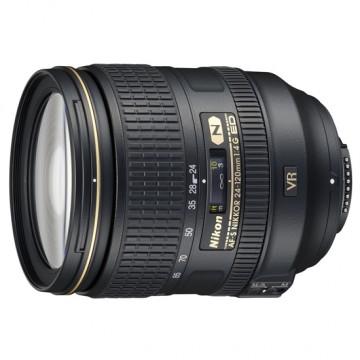 尼康/Nikkor AF-S 24-120mm f/4G ED VR 镜头 行货机打发票 可开具增值税专用发票