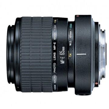 佳能/Canon MP-E 65mm f/2.8 1-5X 微距 [65/2.8] 镜头.58 行货机打发票 可开具增值税专用发票