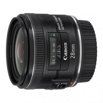 佳能/Canon EF 28mm f/2.8 IS USM [28/2.8] 镜头 行货机打发票 可开具增值税专用发票
