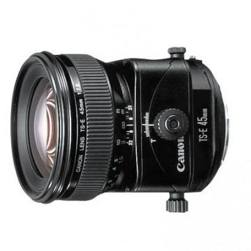 佳能/Canon TS-E 45mm f/2.8 移轴 [45/2.8] 镜头 行货机打发票 可开具增值税专用发票