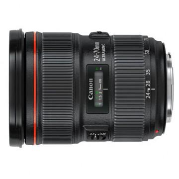 佳能/Canon EF 24-70mm f/2.8L II USM 镜头.82 二代 行货机打发票 可开具增值税专用发票