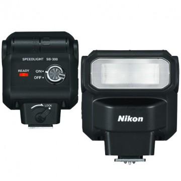 尼康/Nikon Speedlight 闪光灯 SB-300[SB300] 行货机打发票 可开具增值税专用发票