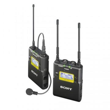 摄像机附件 索尼/Sony UWP-D21 无线麦克风套件 无线话筒 行货机打发票