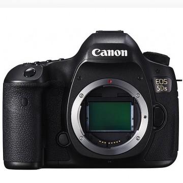 佳能/Canon EOS 5D S 机身(独立)  5ds行货机打发票 可开具增值税专用发票