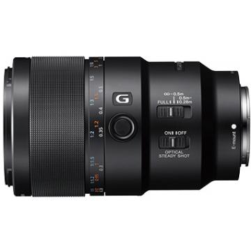 索尼/SONY FE 90mm F/2.8 G OSS (90/2.8) 微距 微单镜头 行货机打发票 可开具增值税专用发票