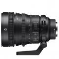 索尼/SONY FE PZ 28-135mm F/4 G OSS 微单镜头 行货机打发票 可开具增值税专用发票