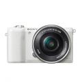 索尼/SONY ILCE-5100(16-50+55-210)双镜头套机 A5100 行货机打发票 可开具增值税专用发票