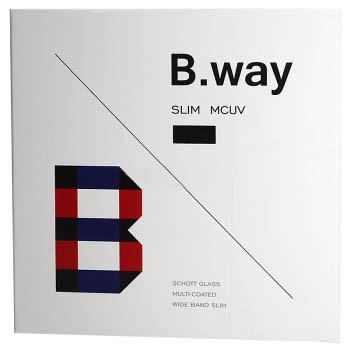 英国兰道/B.way MCUV铝圈超薄多层镀膜 72mm 行货机打发票 可开具增值税专用发票