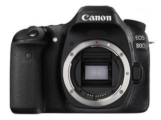 佳能/Canon EOS 80D 机身 行货机打发票 可开具增值税专用发票