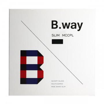 英国兰道/B.way MCCPL 多层镀膜 CPL偏振滤光镜 67mm 行货机打发票 可开具增值税专用发票