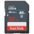 闪迪/SanDisk SDHC至尊高速 UHS-I存储卡 32GB Class10 读速48Mb/s 行货机打发票 可开具增值税专用发票