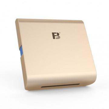 沣标/FB FB-890 USB3.0 三合一高速读卡器金色