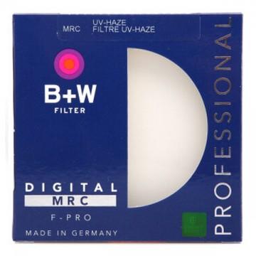 德国/B+W MRC 72mm 多层镀膜UV镜 行货机打发票 可开具增值税专用发票