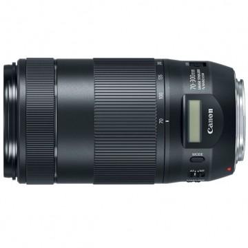 佳能/Canon EF 70-300mm f/4-5.6 IS II USM 镜头 套装行货机打发票 可开具增值税专用发票