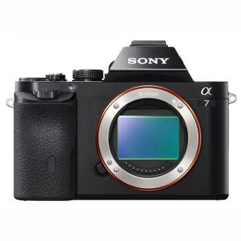 索尼/SONY ILCE-A7 机身 全画幅微单相机 行货机打发票