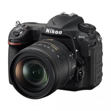 尼康/Nikon 单反相机 D500/16-80 套机 行货机打发票 可开具增值税专用发票