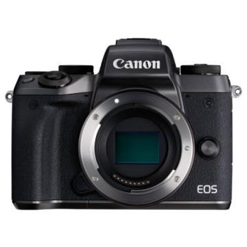 佳能/Canon  EOS M5 机身 黑色 行货机打发票 可开具增值税专用发票