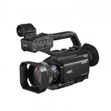 索尼/SONY PXW-Z90摄像机 手持式4K摄录一体机 小巧便携 带3G-SDI 12倍光学 专业级摄录机中的掌中宝  官方标配 行货机打发票 可开具增值税专用发票