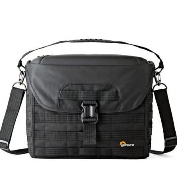 乐摄宝/Lowepro Pro Tactic SH 200 AW 金刚系列单肩摄影包 微单相机包 黑色 行货机打发票 可开具增值税专用发票