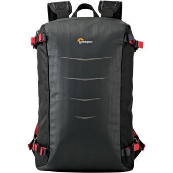 乐摄宝/Lowepro  双肩单反微单相机包 休闲摄影包Matrix BP 23L 深空灰/矿石红