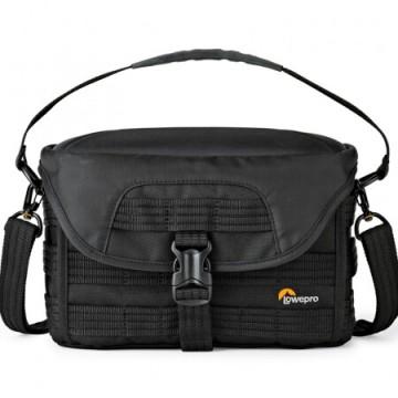 乐摄宝/Lowepro Pro Tactic SH 120 AW 金刚系列单肩摄影包 微单相机包 黑色 行货机打发票 可开具增值税专用发票