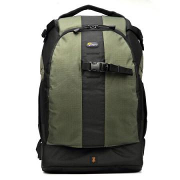 乐摄宝/Lowepro Flipside 400AW 双肩摄影包 大容量单反相机包 黑色/黑绿色