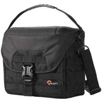 乐摄宝/Lowepro Pro Tactic SH 180 AW 金刚系列单肩摄影包 微单相机包 黑色 行货机打发票 可开具增值税专用发票