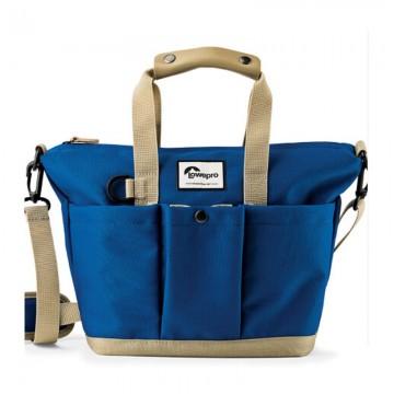 乐摄宝/Lowepro  Urban+ Tote bag 新款单肩斜挎手提摄影包 一机一镜 黑色/蓝色 行货机打发票