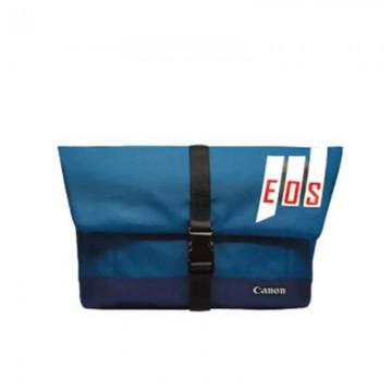 佳能/Canon  EOS77D800D200D750D单肩摄影包蓝 行货机打发票 可开具增值税专用发票