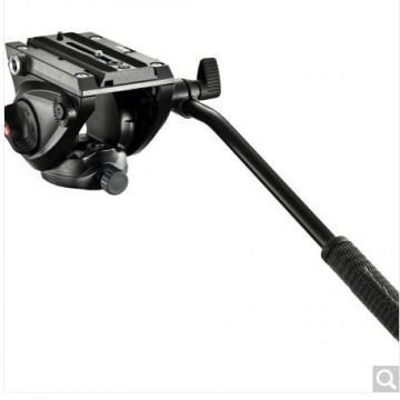 曼富图/Manfrotto MVH500AH 液压阻尼 摄影摄像两用云台 行货机打发票 可开具增值税专用发票