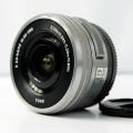 索尼/SONY APS-C画幅 E口变焦镜头/微单镜头 E16-50mm (黑色/银色拆机版)