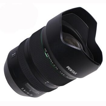 宾得/PENTAX  全画幅镜头 适用于宾得全画幅K1单反相机 及C画幅单反相机 宾得DFA15-30mmF2.8广角镜头