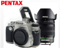 宾得/PENTAX   KP 新品复古单反相机 宾得KP 含DA17-70mmF4银色套装 官方标配