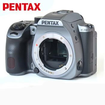 宾得(PENTAX)K-70 单反相机 三防机身 wifi功能 宾得K70 单机身(不含镜头) 银色