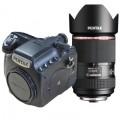 宾得(PENTAX)645Z 120中画幅数码单反相机 含HDDA28-45mm镜头套装 官方标配