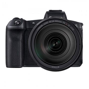 新.佳能/Canon EOS R(RF24-105/4 红圈)+转接环 微专套机 微单 EOSR