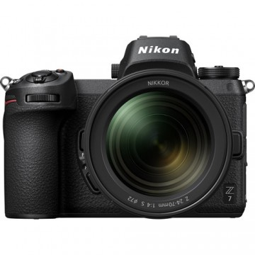 尼康/NIKON Z7(24-70/F4)+ ZFT接环 专业微单套机