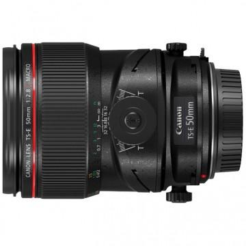 佳能/Canon TS-E 50mm f/2.8L 移轴 [50/2.8] 移轴镜头