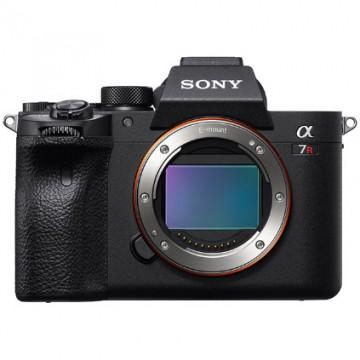索尼/SONY A7RIV A7R4 全画幅微单 四代 数码相机单机身 行货机打发票 可开具增值税专用发票