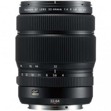 富士/FUJIFILM GF 32-64mm F4 R LM WR 中画幅 标准变焦镜头