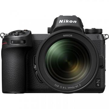 尼康/NIKON Z6 S24-70  全画幅微单套机 +FTZ接环