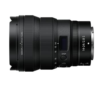 尼康/Nikkor Z系列 14-24mm f/2.8 S 微单镜头