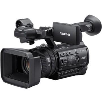索尼/SONY PXW-Z150 1英寸4K CMOS 手持式广播级摄像摄录一体机
