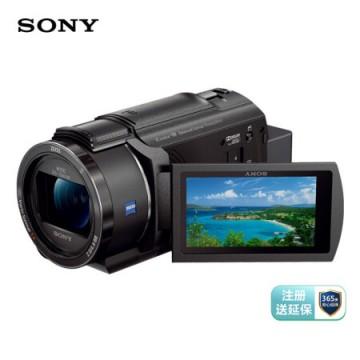 索尼/SONY FDR-AX45家用/直播4K高清数码摄像机 /DV/摄影机/录像机 5轴防抖