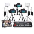 索尼/SONY  HDR-CX405摄像机直播设备全套多功能电商直播精选套装 30倍变焦 三机位直播套装